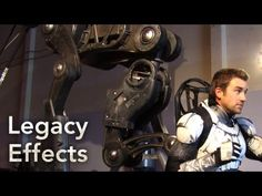 Pacific Rim Behind The Scenes The Conn Pod Legacy Effects Youtube Pacific Rim Tron Legacy Smart News