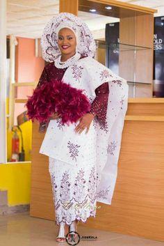The yoruba bride always slays