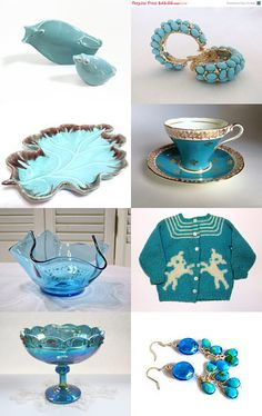 Blue Sky Morning by Tammie Linse Worman on Etsy--Pinned with TreasuryPin.com