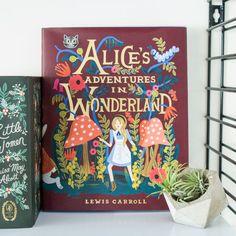 Fully Illustrated Alice's Adventures In Wonderland - Books - Berylune