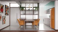 Semerene Arquitetura — apt. dandelion