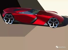 Automotive Industry, Automotive Design, What To Do When Bored, Japanese Language Learning, Futuristic Cars, Car Sketch, Transportation Design, Concept Cars, Motor Car