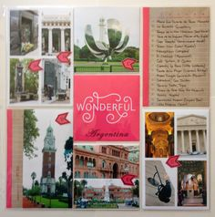 "Kathryn's Stampin' World - Stampin' Up! Project Life, Everyday Adventure Card Collection and Everyday Adventure Accessory Pack, 12"" x 12"" Photo Pocket Pages"