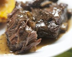 Beef Short Ribs with Thyme