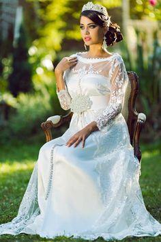 Caftan mariée  Collection Princesse d'un soir
