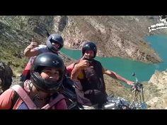 Una Aventura Espectacular en Moto, Hacia EL Bajo Rosado, Entre Montañas y Pura Naturaleza. - YouTube