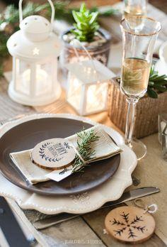 christmas table - tavola di natale (4)