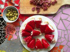 Tapas Food, Snacks, Vegetables, Snacks Ideas, Recipes, Appetizers, Vegetable Recipes, Treats, Veggies