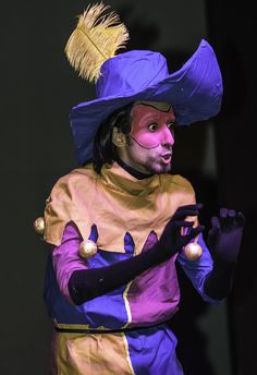 Clopin from the Hunchback of Notre Dame