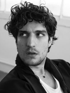 Louis Garrel for L'officiel Homme Italie Fall/Winter 2016 by Stefano Galuzzi