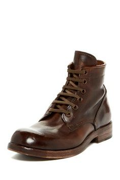 Xerxes Lace-Up Boot