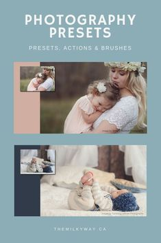 e5e78387e2466 Newborn Photography and maternity photography presets for photoshop to  streamline your photography business workflow. A