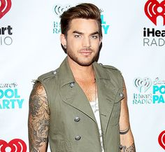 Adam Lambert's Top Trippy Tracks - Us Weekly