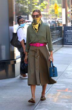 Estilo Olivia Palermo, Look Olivia Palermo, Olivia Palermo Street Style, Olivia Palermo Outfit, Olivia Palermo Lookbook, Arty Fashion, Colorful Fashion, Style Brooklyn, Christian Dior