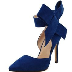 Bow Tie Butterfly Pumps (More Colors Available)
