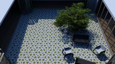 How awesome is this idea? Permeable pavers by Davor Petranovic, via Behance