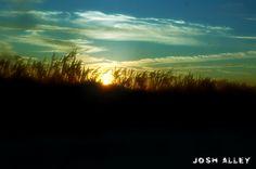 Tybee Island Sunset: By Josh Alley