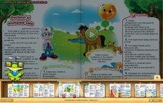 Manual digital: Comunicare în limba română – clasa a II-a Manual, Digital, User Guide