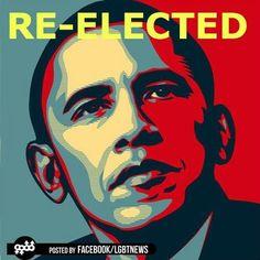 President Barack Obama 11-6-12