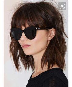 Short hairstyle. #shorthair #bangs