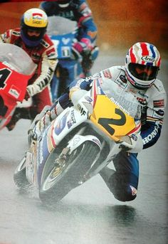 1992 Mick Doohan: 5 times 500cc MotoGP World Champion from Gold Coast, Australia