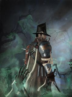 Witch Hunter by IgorKieryluk on deviantART