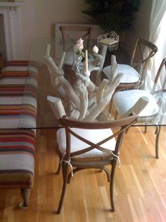 Beautiful Bleached Driftwood Rectangular Dining Table Www Dorisbrixham Com