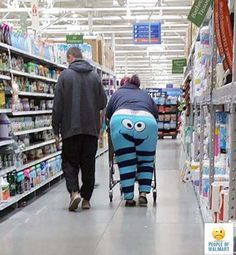 People Of Walmart - Funny Pictures of People Shopping at Walmart