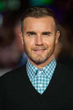 This is Gary Barlow and he is the finest specimen of a man you're ever likely to see. 30 Times Gary Barlow Proved He's The Most Perfect Man Ever To Grace The Earth Beard Haircut, Gary Barlow, Attractive Men, Record Producer, Haircuts For Men, Perfect Man, Hot Boys, Pop Group, How To Look Better
