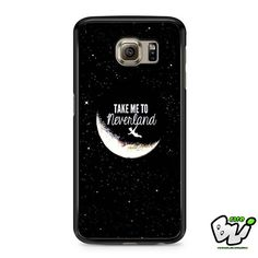 Take Me To Neverland Peterpan Samsung Galaxy S7 Case