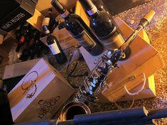 "Wine & Jazz at ""E lucevan le stelle"", Wine Bar & Bistro in #Montepulciano #Tuscany (photo by Locanda San Francesco  + www.locandasanfrancesco.it)"