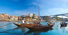 Cruzeiro pelas seis pontes no Porto #viagem #lisboa #portugal