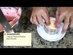 Passo a Passo - Pó para Preparo de Sobremesas (Limão, Morango e Maracujá) - YouTube