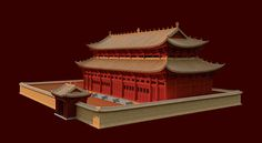 Chinese Architecture, Ancient Architecture, Door Molding, 16th Century, Middle Ages, Big Ben, Traditional, History, Building