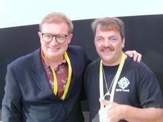 Blackpool Magic Convention 2013 - Michael Weber mit Mel Mellers