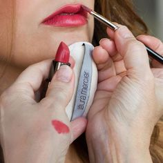 The finishing touch by Laura Mercier. Featured: Velour Lovers Lip Colour in Coquette. Lip Colour, Color, Laura Mercier, Make Up, Lips, Lovers, Cosmetics, Instagram Posts, Beauty