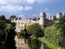 Warwick Castle and Stratford-upon-Avon