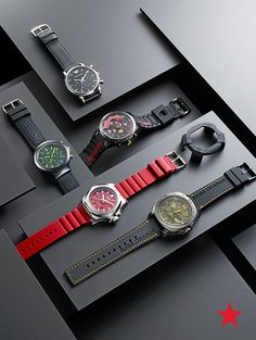 New season, new timepiece. Upgrade your watch collection with luxe new watches from your favorite brands