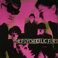 The Psychedelic Furs (1980) / post punk.