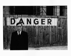 William S. Burroughs -Danger