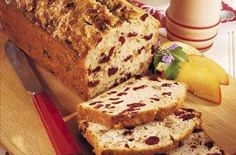 Make the swap from raisins to Craisins® Dried Cranberries in this recipe for Cranberry Banana Bread. http://www.oceanspray.com/Recipes/Corporate/Breads---Muffins/Cranberry-Banana-Bread.aspx