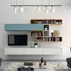 Best Ideas Modern Tv Cabinet Designs For Living Room 37 - tv wall design, Modern Tv Cabinet, Tv Cabinet Design, Tv Unit Design, Tv Wall Design, Tv Unit Furniture Design, Living Room Tv Unit, Living Room Cabinets, Living Room Modern, Living Room Designs