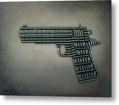Colt 38 SuperSpecial Acrylic Print by Bryan Evenson. All acrylic prints are professionally printed, packaged, and shipped within 3 - 4 business days and delivered ready-to-hang on your wall. Choose from multiple sizes and mounting options. Bullet Casing Crafts, Bullet Crafts, Ammo Art, Gun Art, Bullet Art, Bullet Shell, Shotgun Shell Crafts, Shotgun Shells, Ammo Crafts