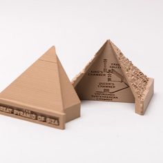 Something we liked from Instagram! Great pyramid of Giza #3dp #3dprint #3dprinted #3dprinter #wood #handmade #handcrafted #brooklyn #pyramids #egypt #culture #newyork #newyorkcity #art #design #toy #photography by printaworld3d check us out: http://bit.ly/1KyLetq