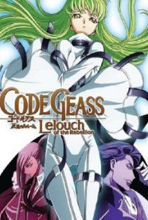Code Geass: Lelouch of the Rebellion (2006) Poster