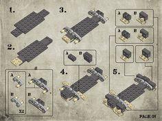 Page 01 | by Legohaulic