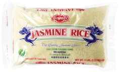 ATK Winner: Dynasty Jasmine Rice, 5 Lb