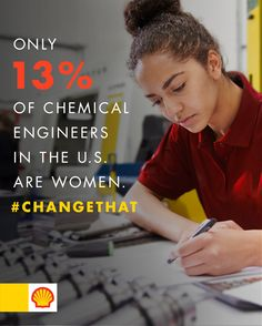 We can do better. Though progress continues, women remain underrepresented in the scientific workforce. Some of the greatest disparities occur in engineering, though exciting opportunities in those fields continue to grow each year. Are you willing to challenge the status quo? Discover more about remarkable opportunities to be at the forefront of today's technology.