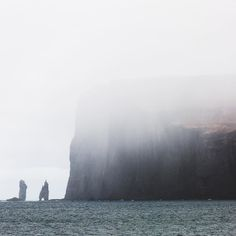 Fog for days in the Faroes. Such a sucker for those moments when the rain clouds come in. From blue to fog to rain to blue every day. Day two of my Faroes vlogs is live on the tube link in bio. Give it a comment if you came over from Instagram! @visitfaroeislands | #visitfaroeIslands by benjaminhardman