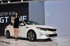 Image result for Kia Optima auto show